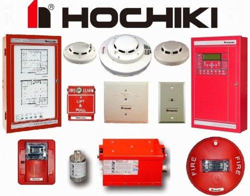 نظام إنذار الحريق هاتشيكي Hochiki الإنجليزي والأمريكي