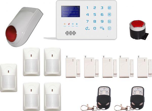 انظمة انذار ضد سرقة المنازل