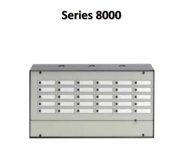 اللوحة الرئيسية الموديل Series 8000